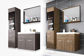 Möbelset för badrummet 4 delar