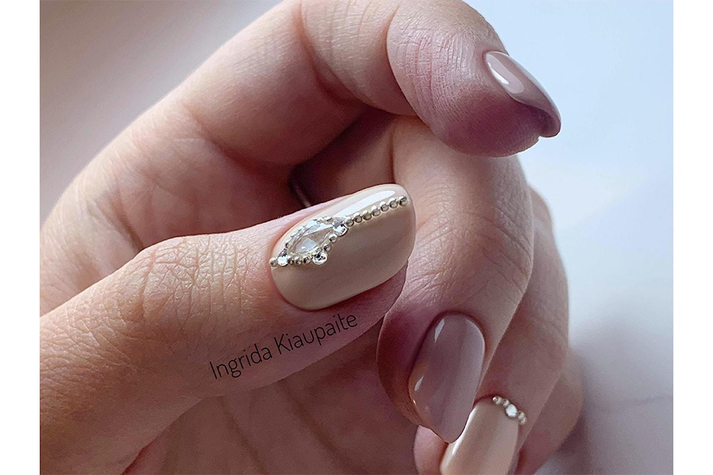 Få drømmeneglene til julebordsesongen hos Exclusive Nails