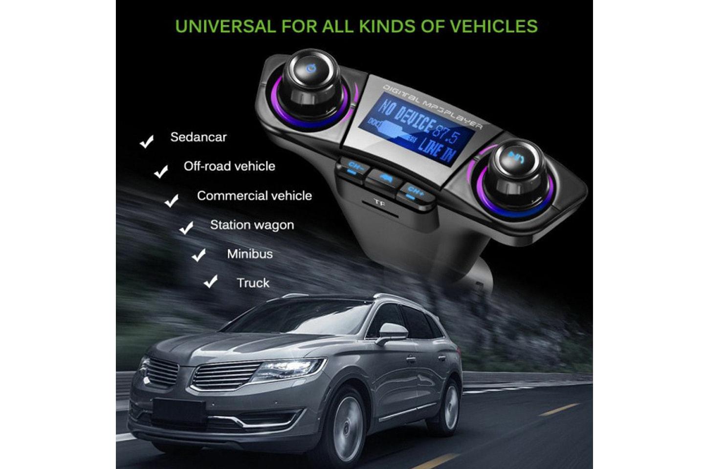 Smart FM-sender til bilen