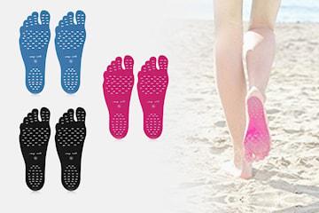 Selvklebende foot pads