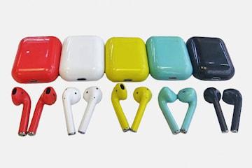 Premium edition 2019 TWS i18s trådløse in-ear hodetelefoner