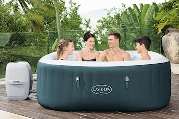 Bestway Lay-Z-Spa Ibiza Airjet spabad 4–6 pers