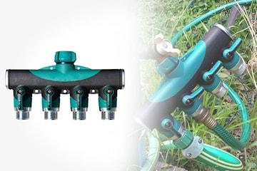Bevattningsverktyg till trädgården