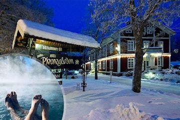 Fredagsromantik för 2 på Plevnagården