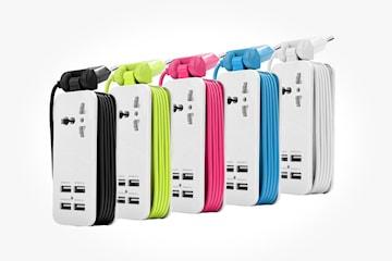 Multi-USB reseadapter