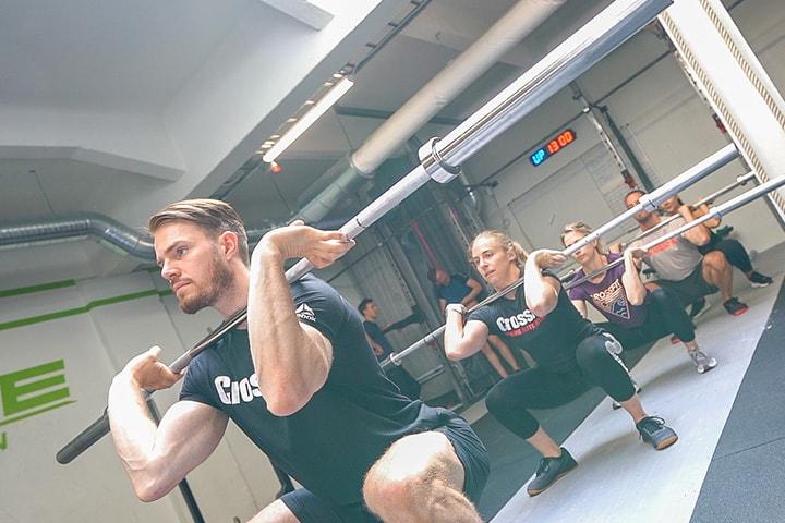 Träningskort CrossFit hos Fit4Life 1 månad