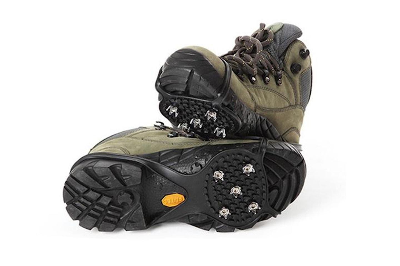 billiga skor med broddar
