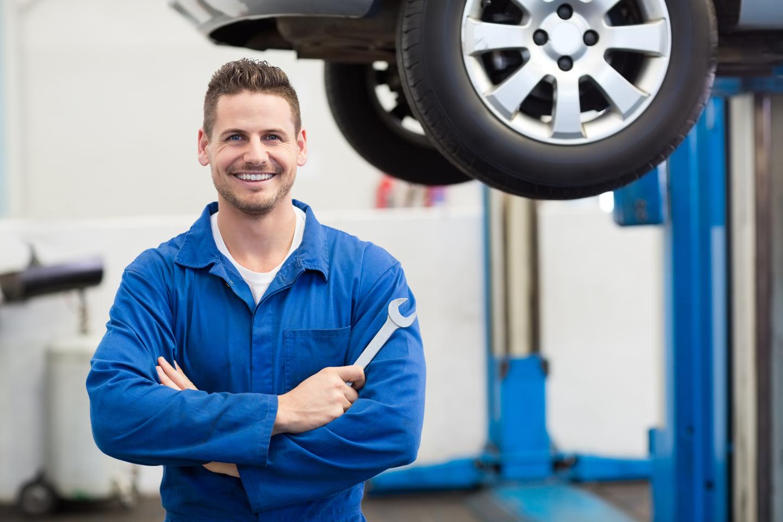 Originalservice hos Vinsta fordonsvård (1 av 1)
