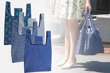 Stilig handlepose 3- eller 6-pack