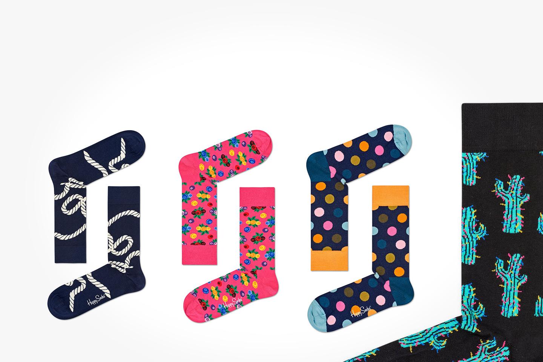 10 pack strumpor från Happy Socks