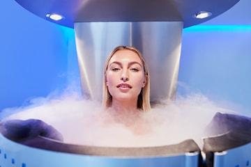 Fettfjerning med cryoterapi kuldebehandling, to eller fire behandlinger