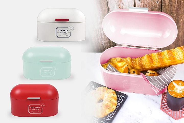 Vintage brödbox