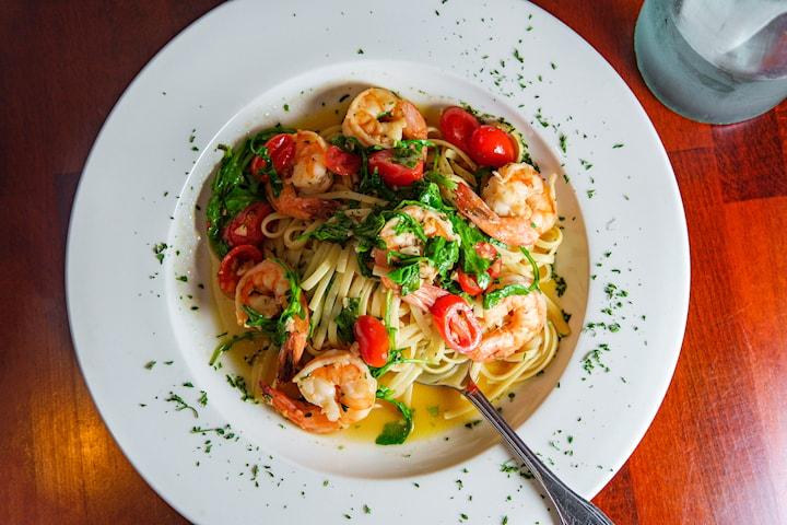 3-rätters middag på IL Forno Da Gino