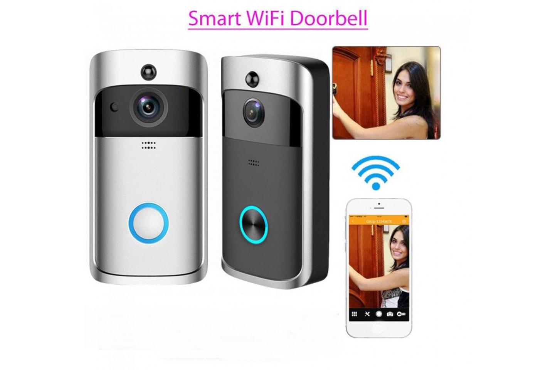 WiFi dørklokke