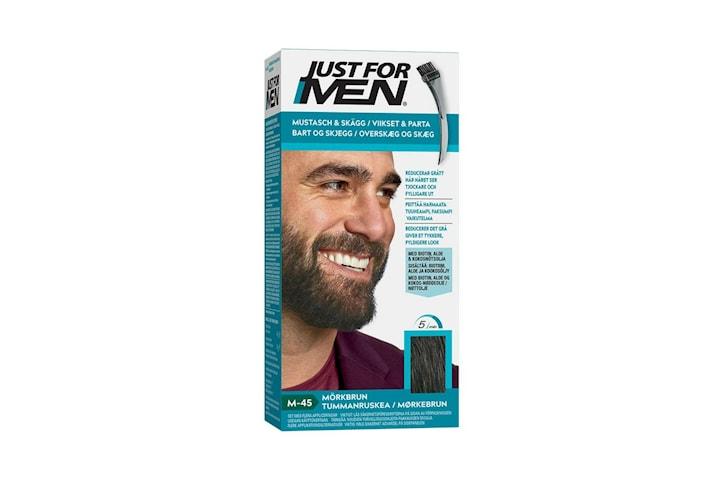 Just For Men Moustache & Beard - Dark Brown M45