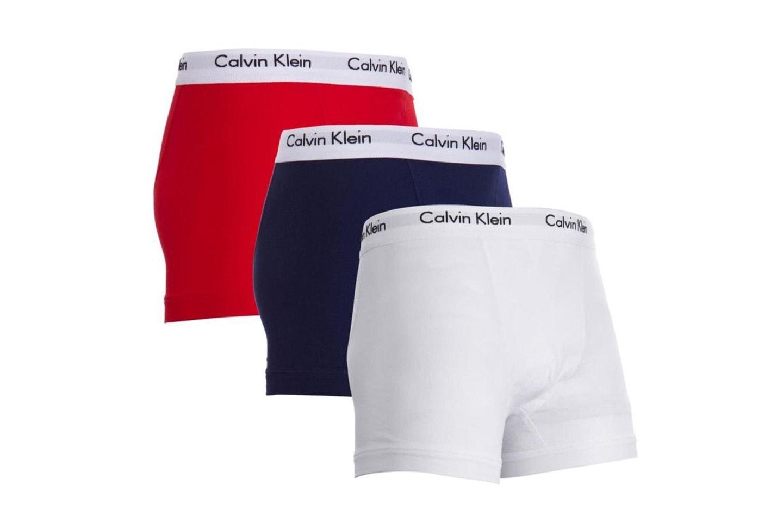 3-pack Calvin Klein boxershorts