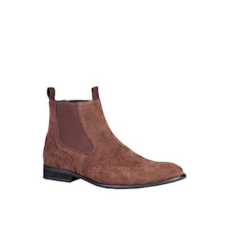 Vinröd, 43, Ankle Boot Mens, Pierre Cardin, Ankelboots i herrstorlek från Pierre Cardin, ,