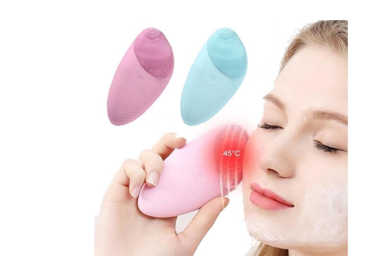 Elektrisk rengöringsborste för ansiktet