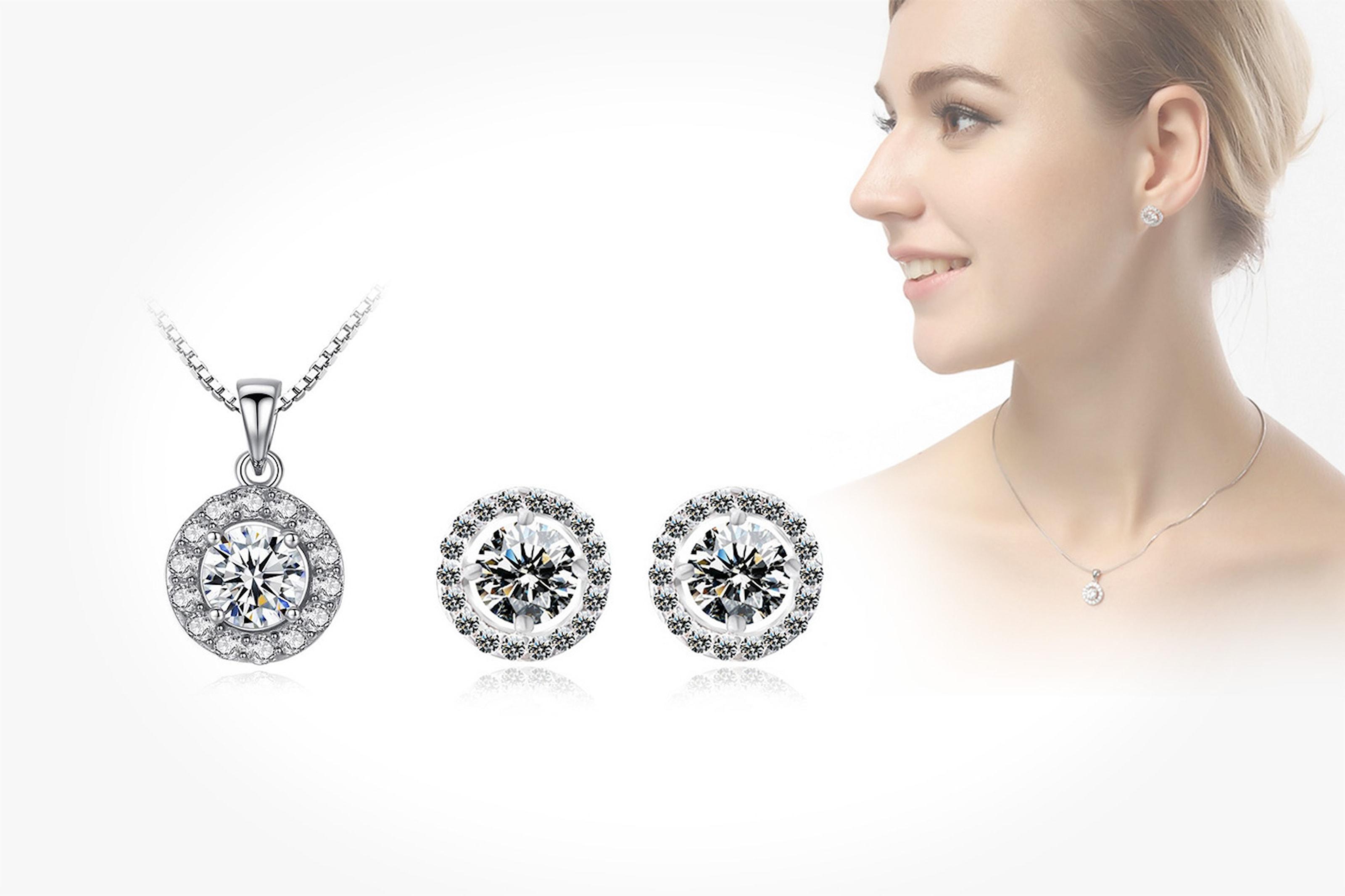 Smyckeset i klassisk design