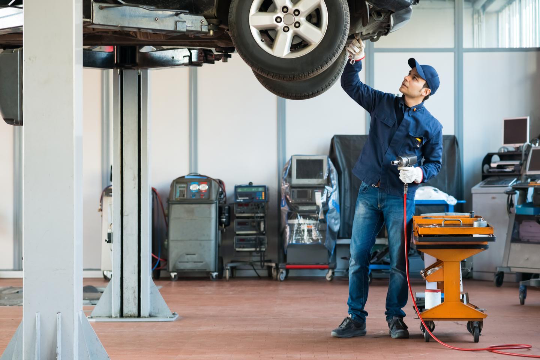 Rostskyddsbehandling för din bil (1 av 1)