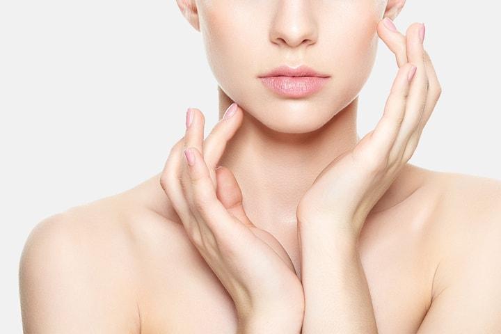 1 ml filler-behandling för ansiktet