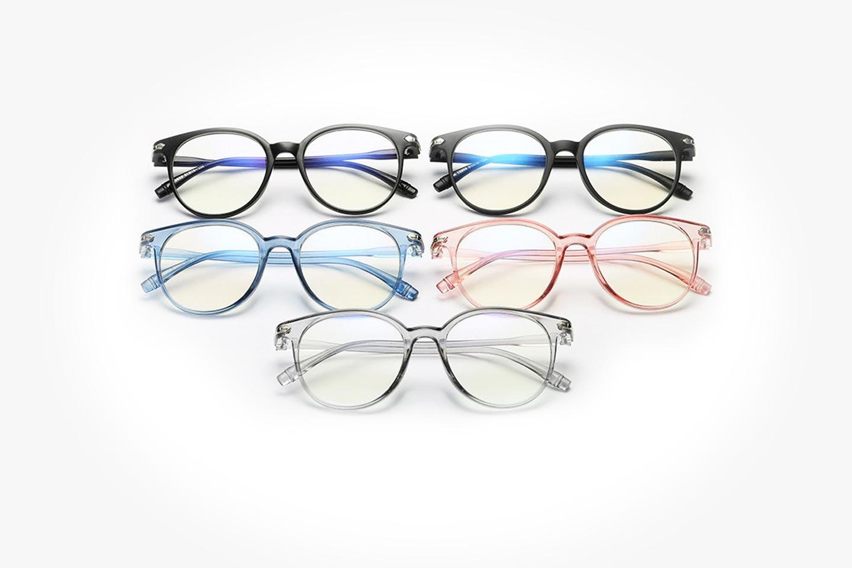 Briller med blålysfilter (1 av 7)