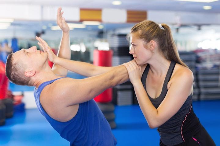 Lär dig självförsvar