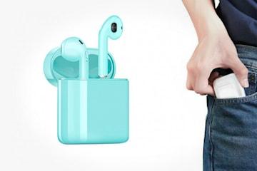 Trådlösa hörlurar med Bluetooth i20
