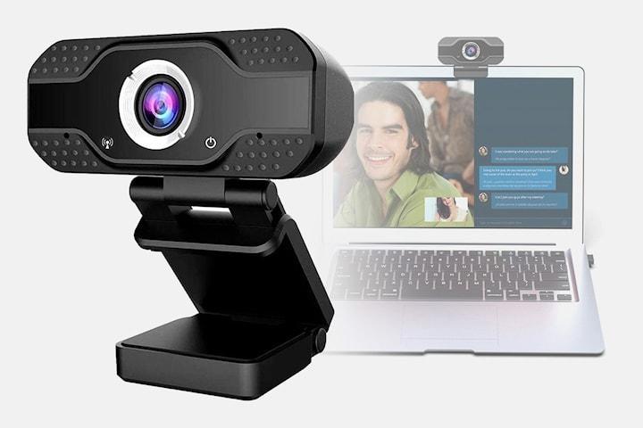 Webbkamera HD 1080p