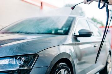 Åpningstilbud på bilvask hos Bilpleiesenteret Vest