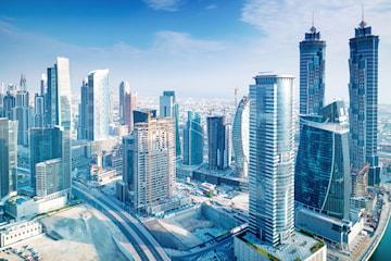 Storslagna Dubai 5-6 nätter på FORM Hotel Dubai