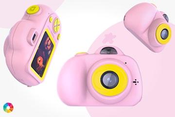 Kamera og videopptaker til barn