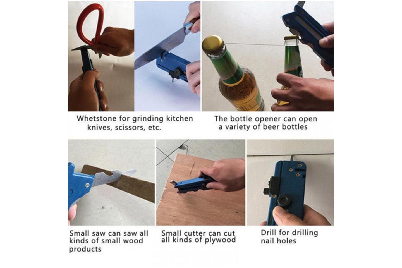 Multifunksjonell kniv