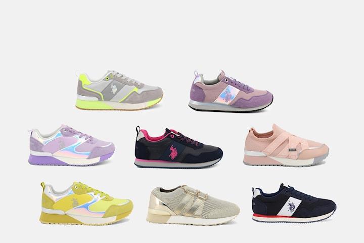 US Polo sneakers dam