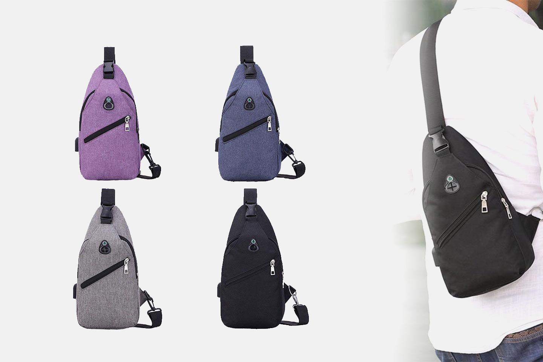 Crossbody-väska (1 av 8)