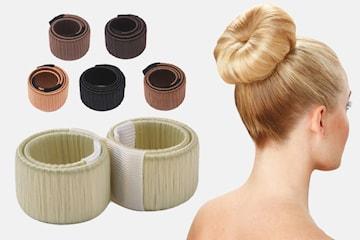Hair Bun Maker 2-pack