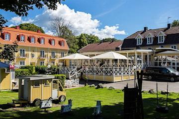 Avkoppling för 2 på Hotel Skansen på Öland