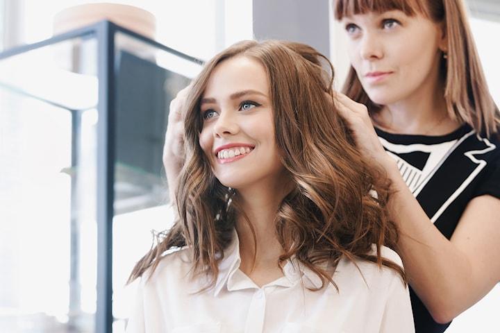 Keratin behandling for deg som ønsker friskt og skinnende hår hos Pure Perfection