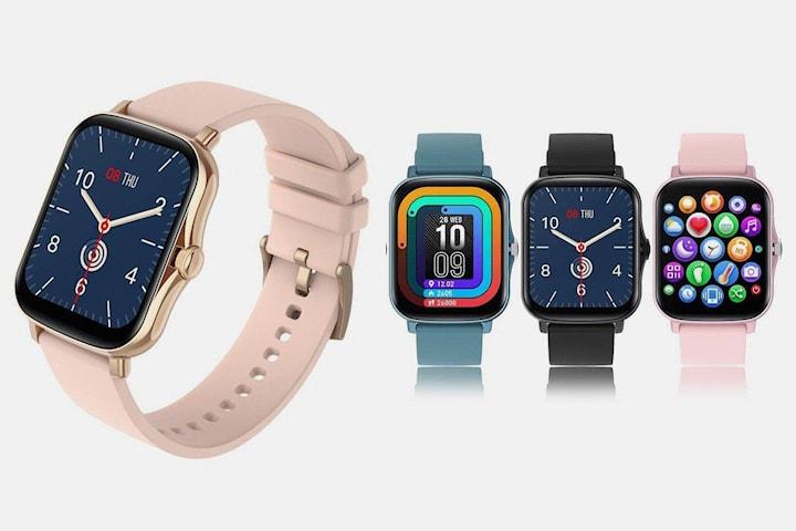 Smart Watch - Aktivitetsarmband Y20 med många funktioner