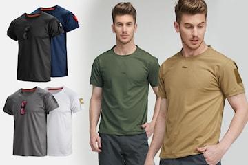 Quick Dry t-skjorte