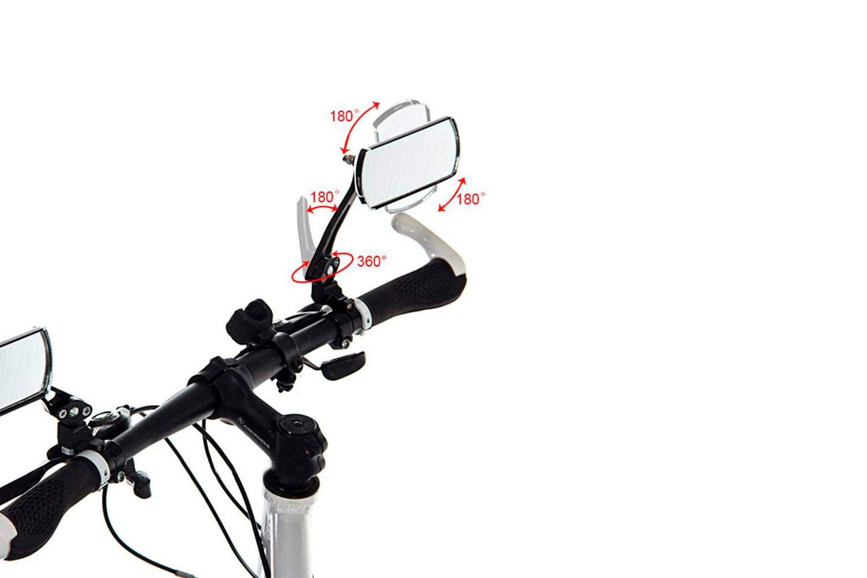 Sidospegel för cykel 2-pack