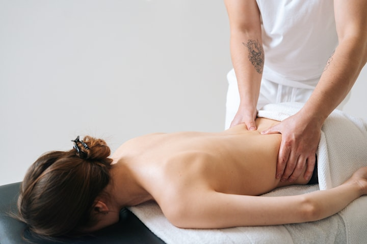 Avslappnande massage/fotmassage 30/45 minuter