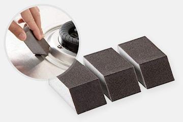 Effektiv kjøkkensvamp 5- eller 10-pack