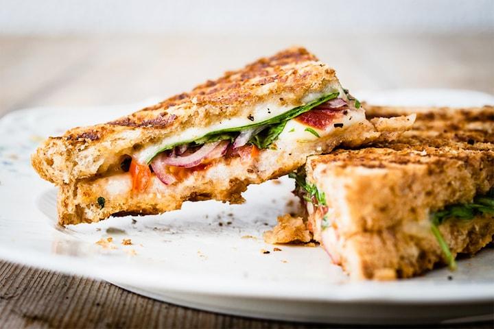 Italiensk lunch eller middag på Dolce Italiano