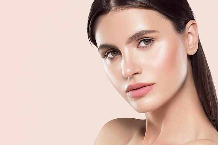 BB Glow ansiktsbehandling hos Beauty Center på Smestad