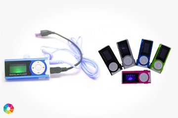 Retro MP3-spiller