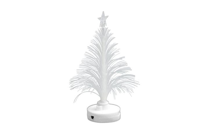 Lysande Mini LED Julgran