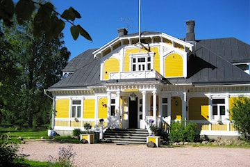 Värdshuset Lugnet i Dalarna för 2 pers inkl. 3-rätters