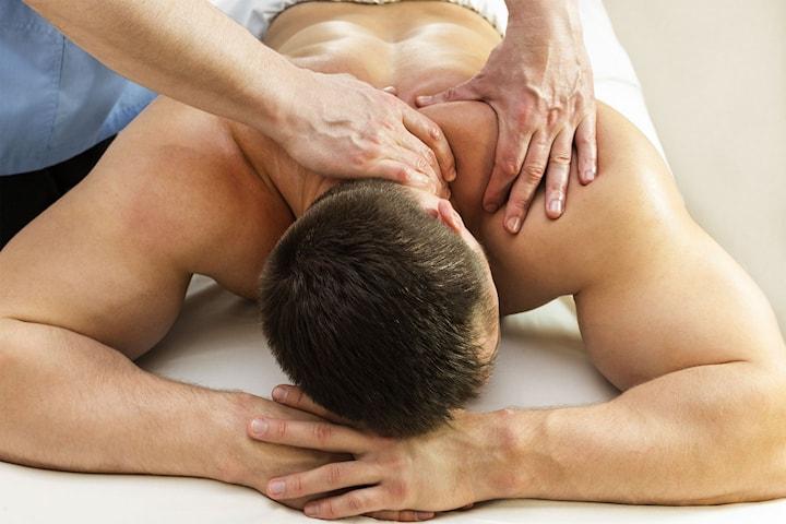 Akupunktur, idrottsmassage eller sjukgymnastbehandling
