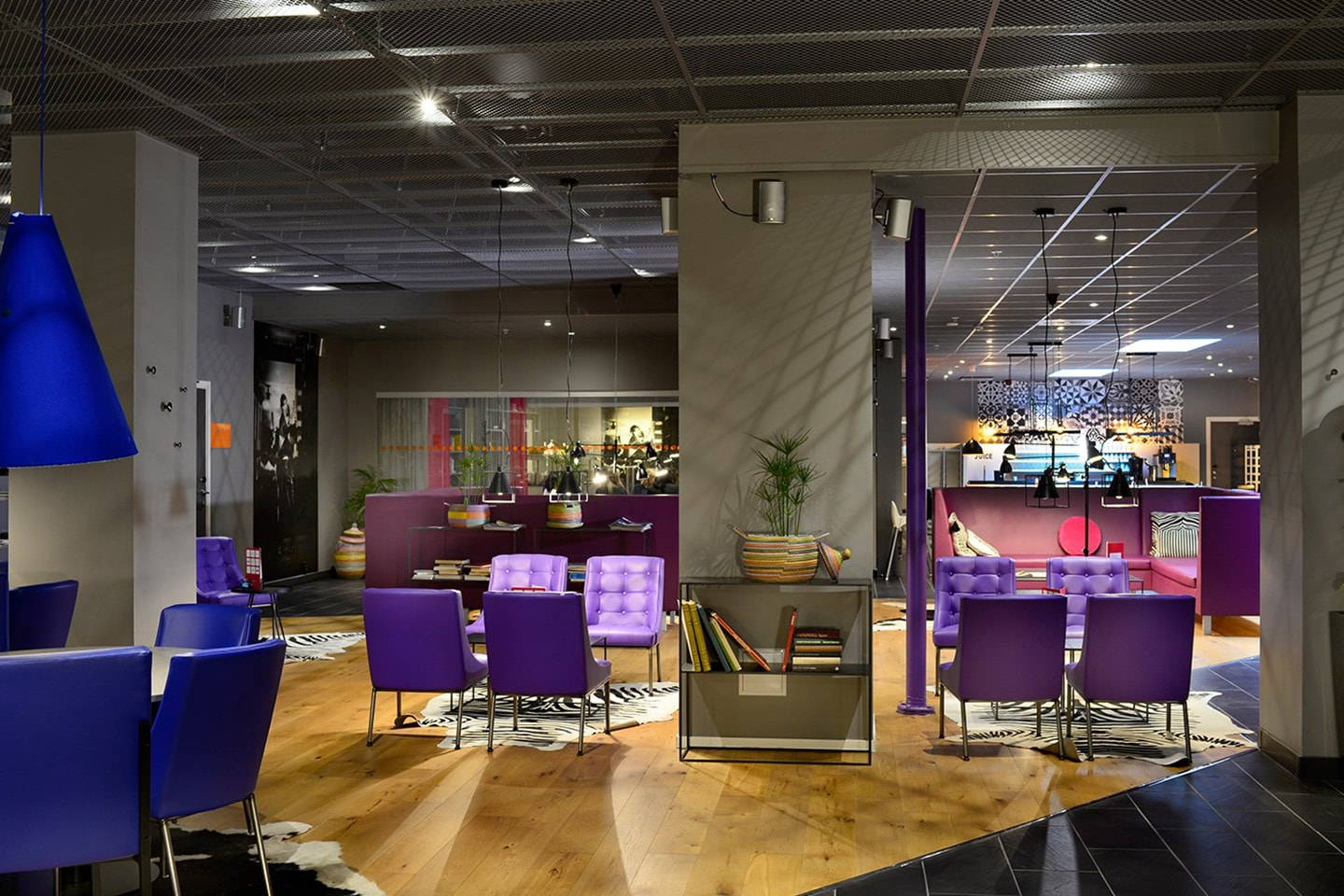 Én natt på moderne Connect Hotel City i Stockholm